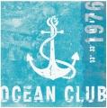 Ubrousek 33x33 OCEAN CLUB