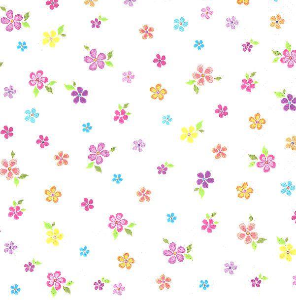 Ubrousky 33 x 33 cm Květinky Maki