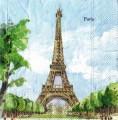 Ubrousky 33 x 33 cm PAŘÍŽ
