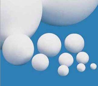 Polystyrenová koule bílá cca 4,5cm 1ks