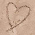 Ubrousky 33 x 33 cm LOVE